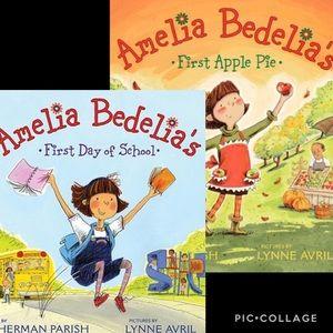 Brand New Amelia Bedelia softcover Books